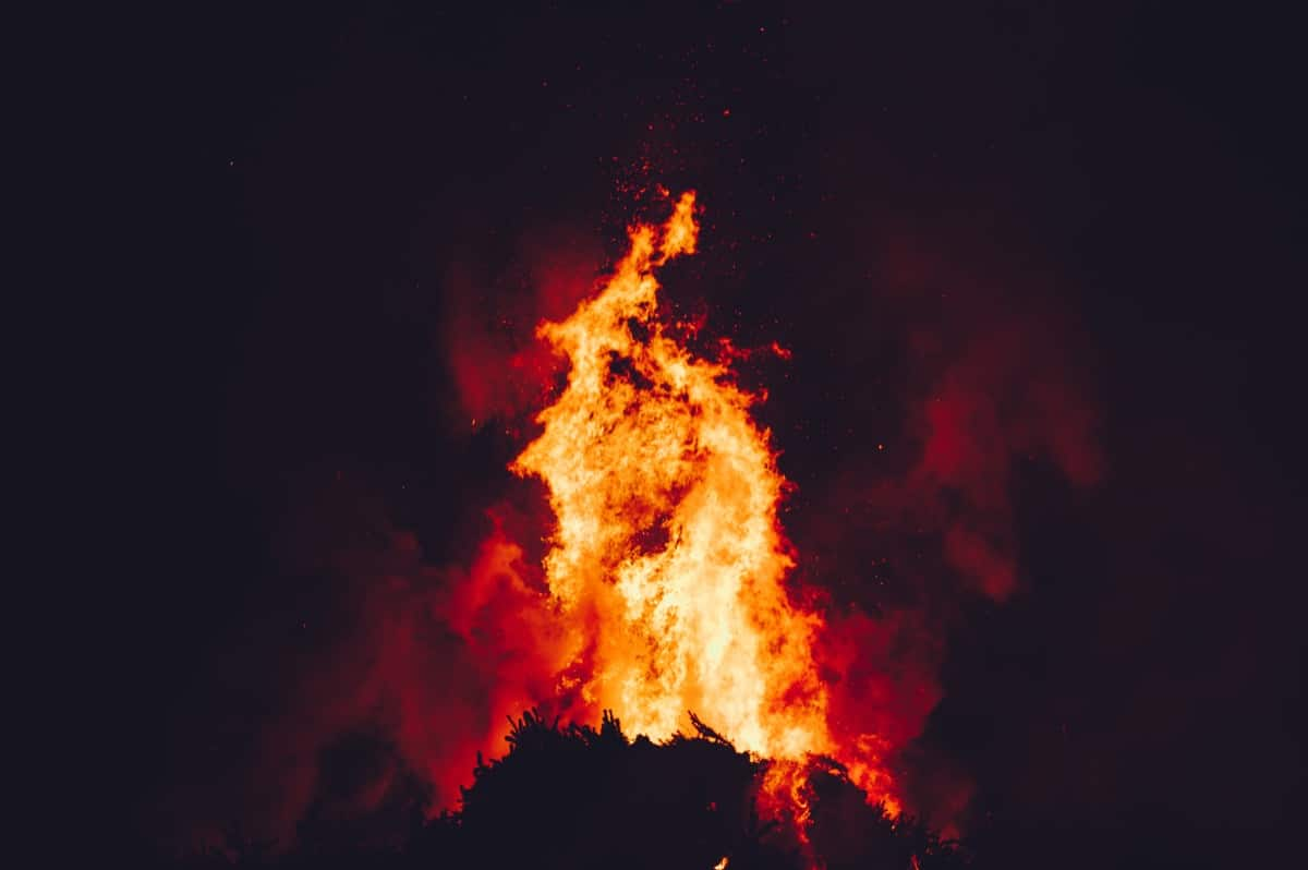 I'M FIRE